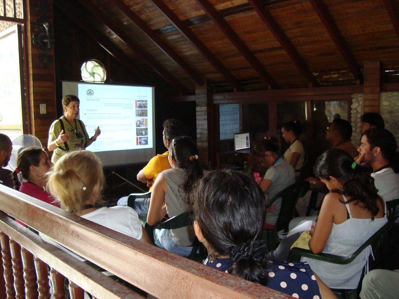 Audubon realizó en Aragua el Taller de Capacitación para la Formación Básica de Guías de Aviturismo
