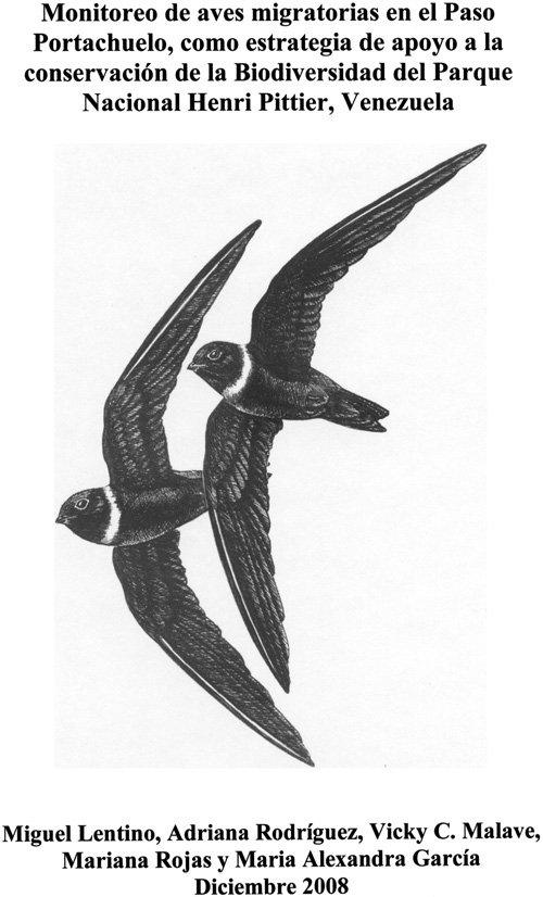 Monitoreo de aves migratorias en el Paso Portachuelo, como estrategia de apoyo a la conservación de la biodiversidad del Parque nacional Henri Pittier, Venezuela