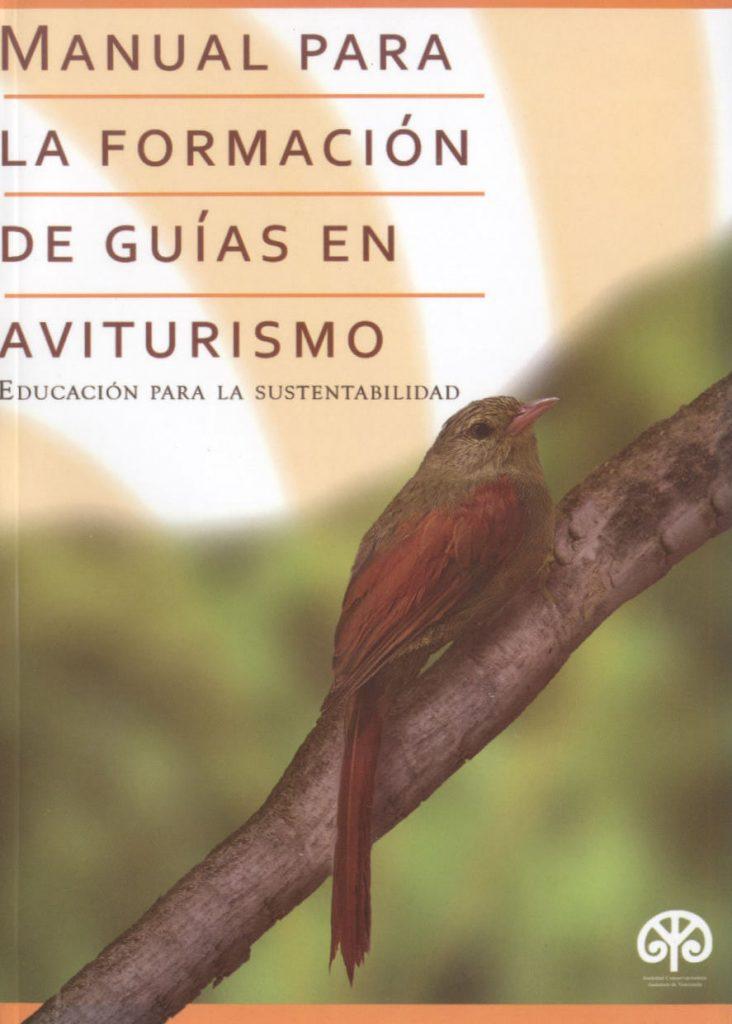 Manual para la formación de guías en Aviturismo
